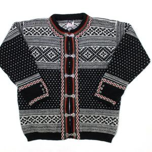 Dale Of Norway Nordic Wool Cardigan Sweater